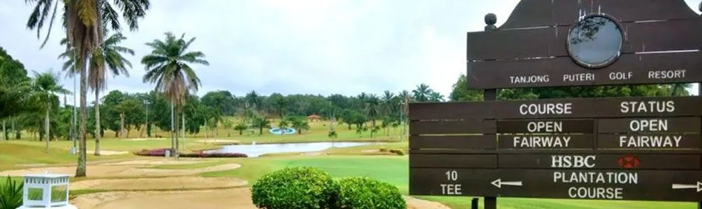 Tanjong Puteri Golf Resort, Plantation Course